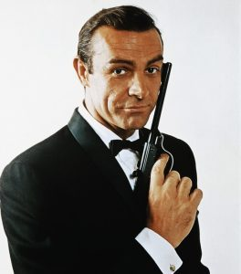 James Bond Gun
