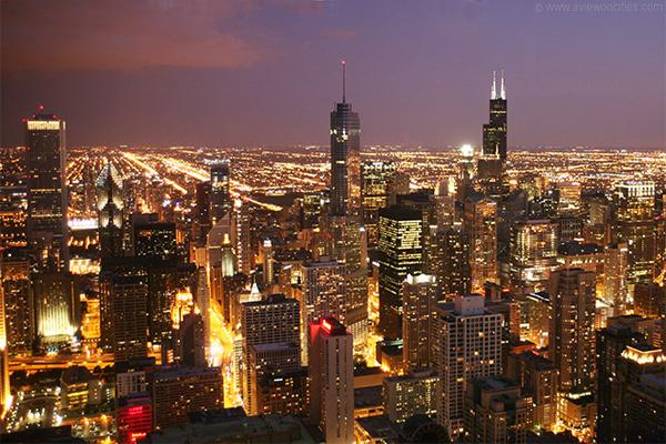 Gun control doesn't work in Chicago.
