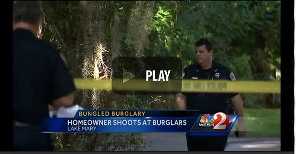 Lake Mary Home Invasion