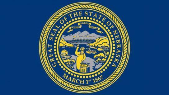 Nebraska, State Flag