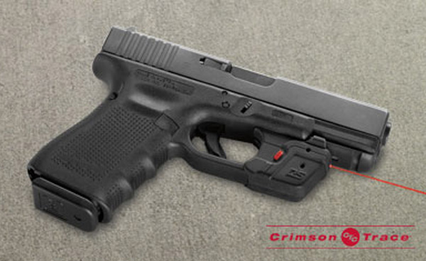 Crimson Trace Defender Series Laser Sighting Solution