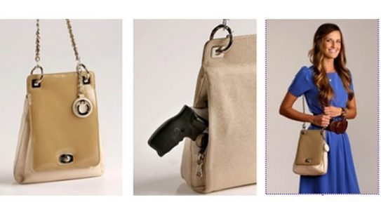 Designer Concealed Carry Handbags