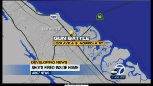 San Mateo Gun Battle
