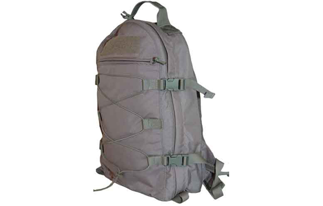 The ATS Cobra 2.6 Pack is meant to be more subtle, yet maintaining many of the capabilities of a military pack.