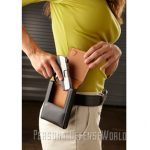 Sneaky Pete Belt Holster
