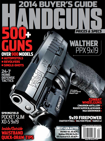 handguns buyer s guide 2014 rh personaldefenseworld com Real Estate Buyers Guide Home Buyers Guide