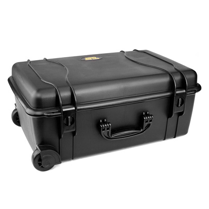 Quick Fire 9-Gun Pistol Case