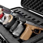 Quick Fire 9-Gun Pistol Case 4