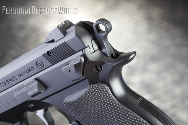 SNEAK PEEK- CZ 75D PCR Compact 9mm Hammer
