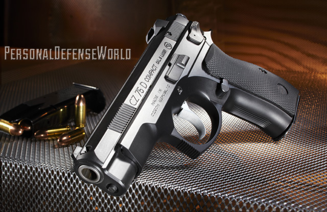 SNEAK PEEK- CZ 75D PCR Compact 9mm