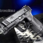 SNEAK PEEK- Smith & Wesson M&P45C