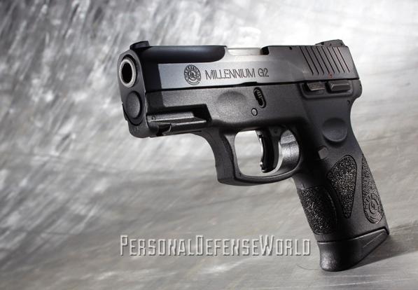 Taurus Millennium G2 9mm