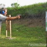 Taurus Millennium G2 9mm in action