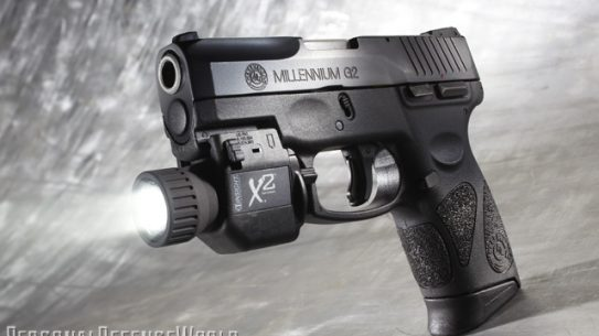Taurus Millennium G2 9mm with Insight X2