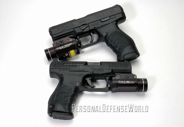 Walther 9x19 Warriors - Walther PPQ M2, Walther PPX
