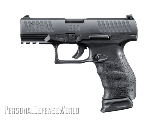 Walther PPQ M2 left profile