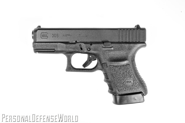TOP 12 CONCEALED CARRY HANDGUNS - Glock 30S