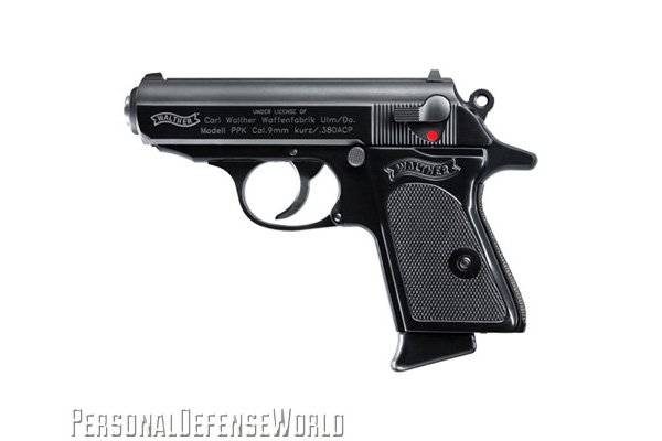 TOP CONCEALED CARRY HANDGUNS - Walther PPK