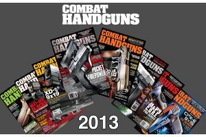 Combat Handguns 2013 Covers