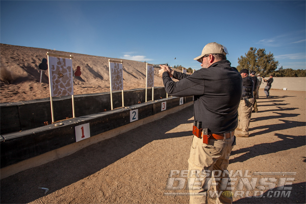 Crimson-Trace Gunsite 250 Course