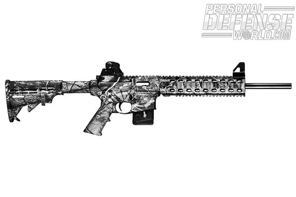 Smith & Wesson M&P15-22 Realtree