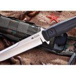 Kizlyar Supreme Trident D2 Satin Knife