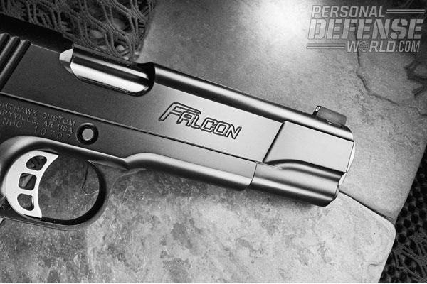 Gun Review: Nighthawk Custom 1911 Dominator | Gun Digest