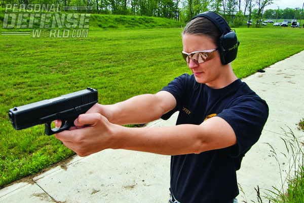 Accuracy of fire, improvement of scores, safety and ease of handling all increased while transitioning to GLOCK.