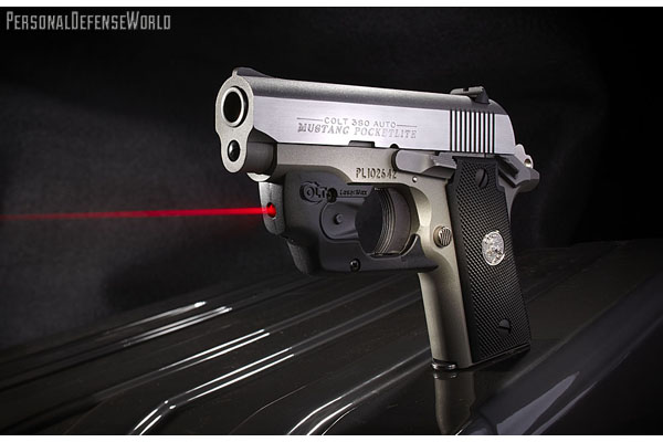 Top Pocket Pistols - Colt Mustang Pocketlite