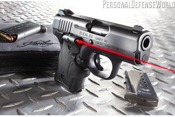 Top Pocket Pistols - Kimber Defenders