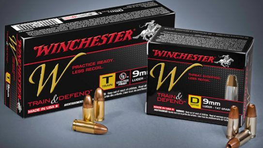 Winchester - W Train & Defend Ammunition