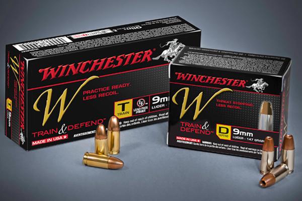Winchester - W Train & Defend Ammunition