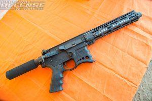 A-Team Arms AR Pistol