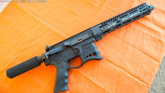 A-Team Arms AR Pistol
