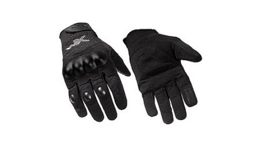 Wiley X Black Durtac Gloves