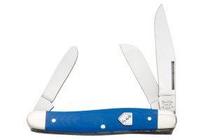 Blue Jean Stockman Knife