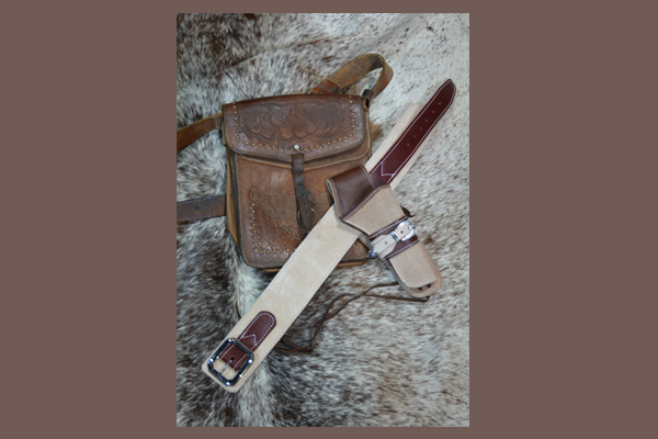 Classic Old West Styles | Saddlebags & Holsters