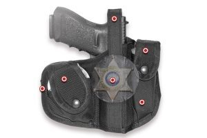 Crossfire's Shadow CMP Holster