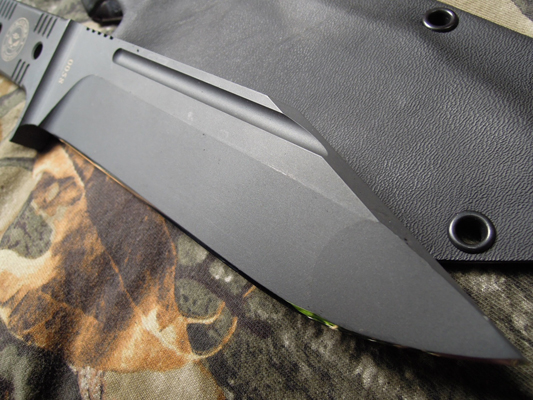 Zu Bladeworx Viper's Knife