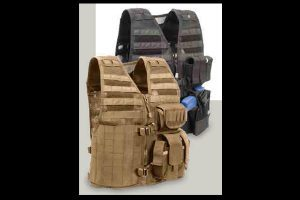 Elite Survival Systems' Modular Vest Panel System (MVP)