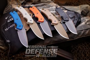 Freeman Model 451 Knife