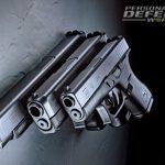 Glock 30S between the Glock 41 Gen4 and Glock 42