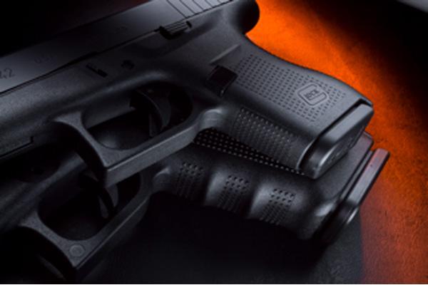 Glock 41 Gen 4 and Glock 42