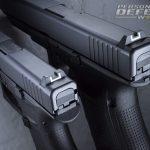 Glock 41 Gen4 and Glock 42 Rear Sights