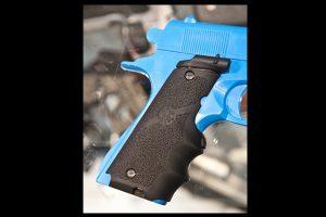 Hogue Laser Enhanced 1911 Grips