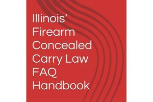Attorney Cameron Monti has written a book about Illinois' concealed carry law.