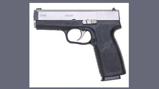 Kahr's CT40 Handgun