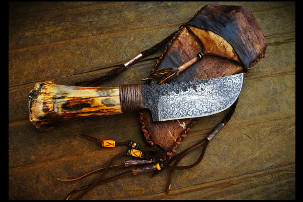 Levi Graham's Pig Tail Knife
