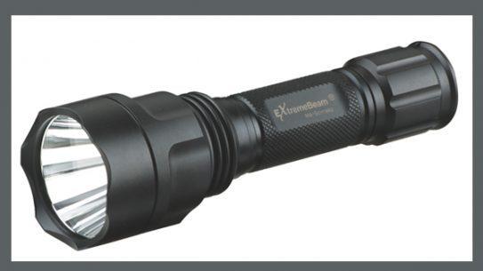 ExtremeBeam M4 Scirrako Flashlight