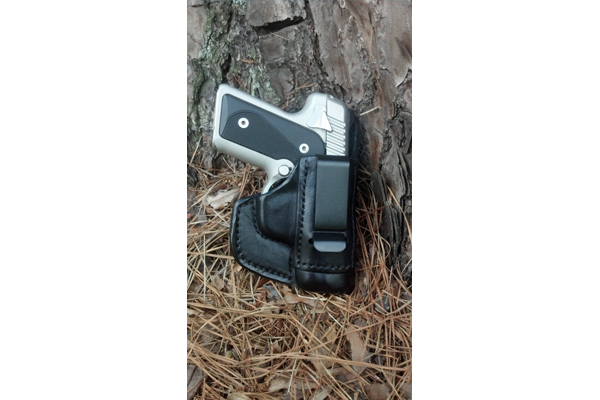 MTR Custom Leather Nemesis IWB Holster